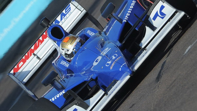 Clamoroso: Newman/Haas abbandona l'Indycar!