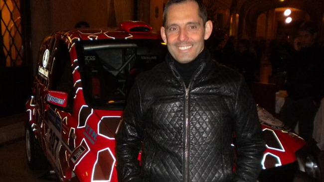 Caffi: dopo la Dakar la 12 Ore di Abu Dhabi