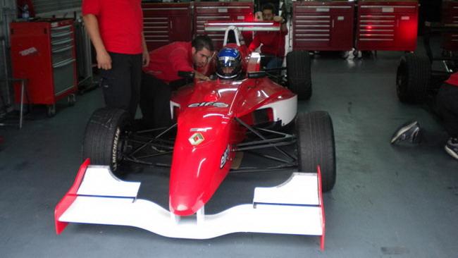 I fratelli De Val nella ALPS con la GSK Motorsport