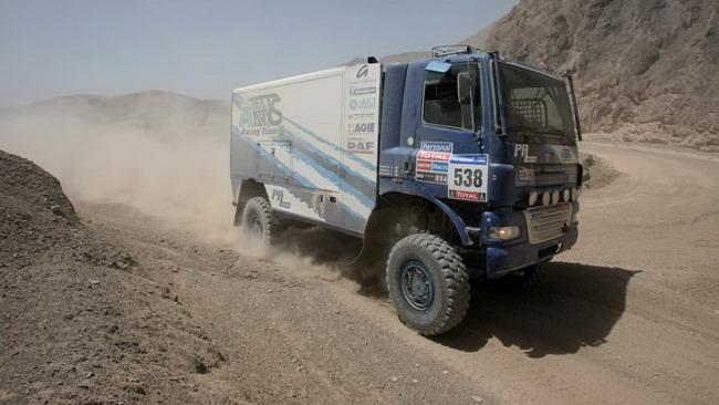 Alessandro Perico torna alla Dakar anche nel 2012