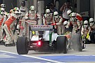 La Force India VJM05 debutta ai test di Jerez