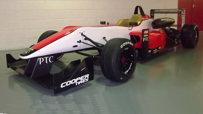 Dallara presenta la nuova F312 a Birmingham