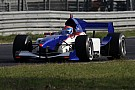 Giancarlo Serenelli in Auto GP con Ombra Racing
