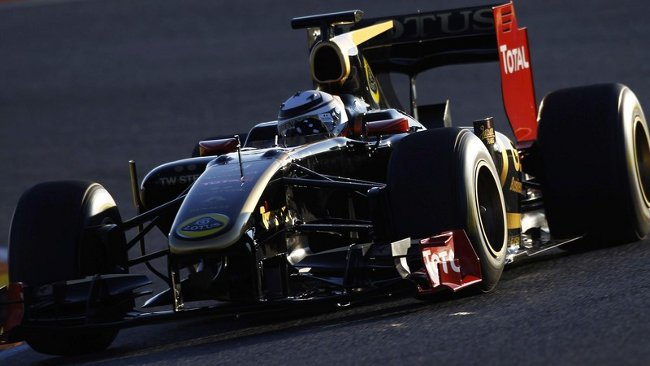 Räikkönen molto positivo sui due giorni di test