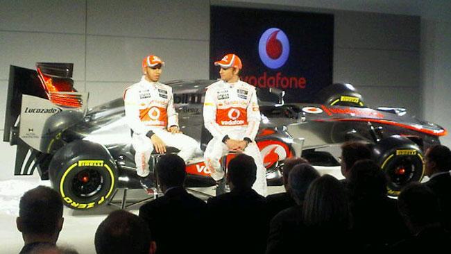 Hamilton molto motivato in vista della stagione 2012