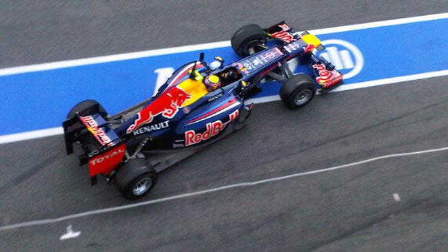 Barcellona, Day 1, Ore 11: la Red Bull alza la testa