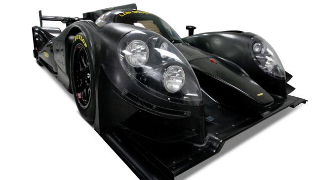 La Lola svela le forme della B12/60 LMP1