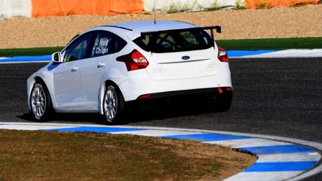 30 kg di zavorra per le Ford a Monza