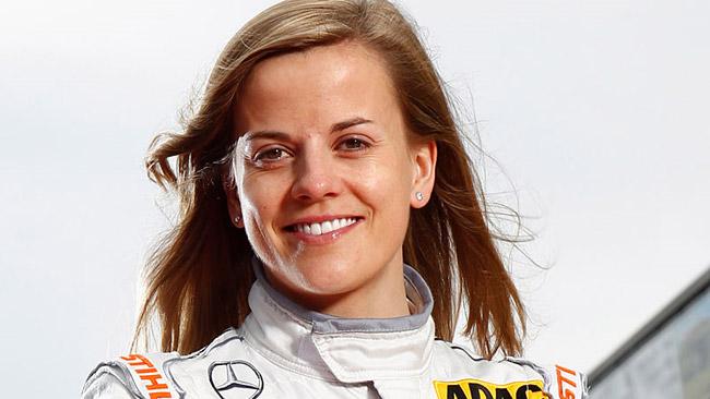 Settima stagione in Mercedes per Susie Wolff