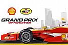 Ufficiale: nel 2013 la Indycar correrà anche a Houston