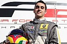 Mauro Calamia entra in Formula 2 nel 2012