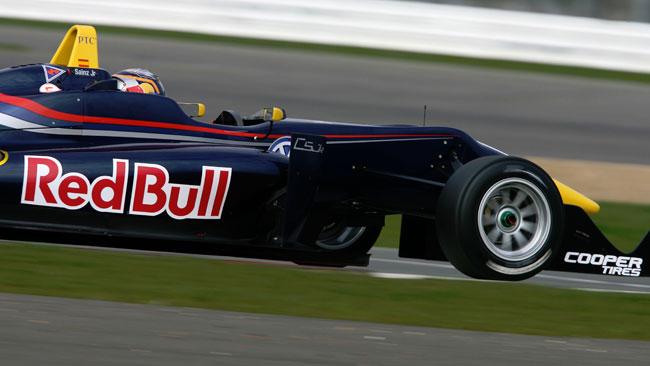 Carlin all'assalto anche nel FIA European F3