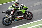 Donington, Libere 1: Sykes e la Kawasaki al top