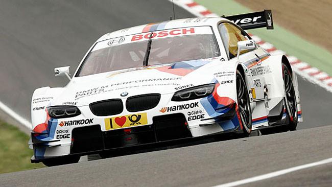 Tomczyk torna in vetta nelle libere di Brands Hatch