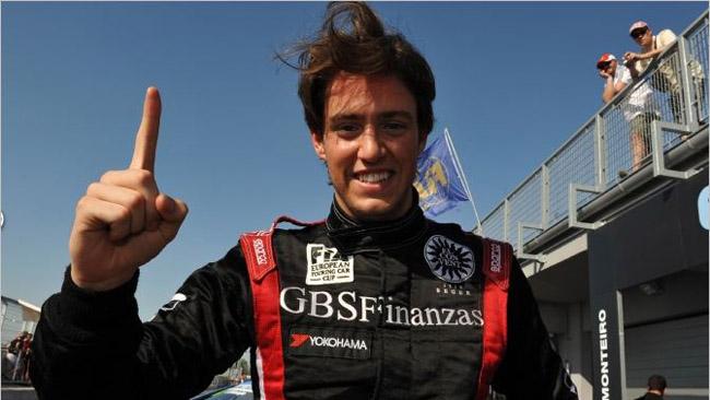 Fernando Monje imbattibile al Salzburgring