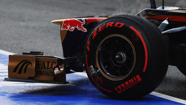 Pirelli annuncia le mescole scelte fino a Silverstone