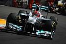 Montecarlo, Qualifica: Schumi primo, Webber in pole!