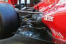La Ferrari torna agli scarichi più esterni