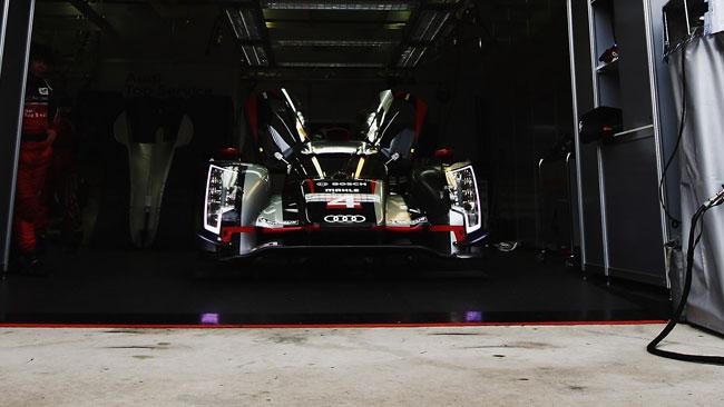 Problemi per le due Audi R18 Ultra