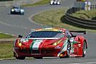Due Ferrari in testa alla classe GTE Pro