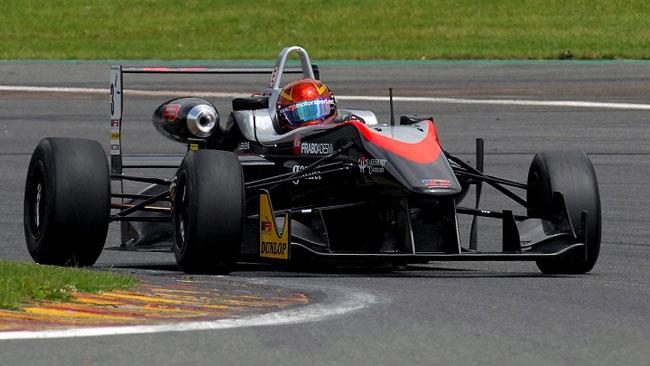 Gianmarco Raimondo imprendibile nella Q2 di Spa
