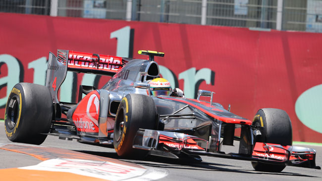 Whitmarsh difende Hamilton dopo l'incidente