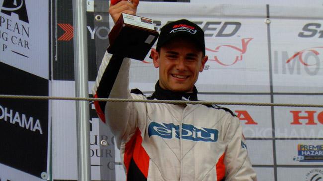 Davide Rigon subito sul podio nella Speed Euroseries