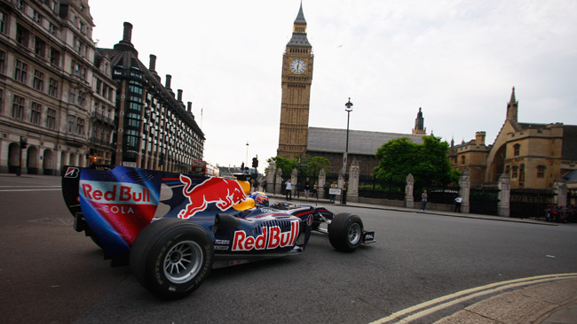 Ecclestone apre la porta al cittadino di Londra