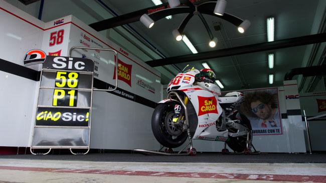 La Honda dedica una CBR a Marco Simoncelli
