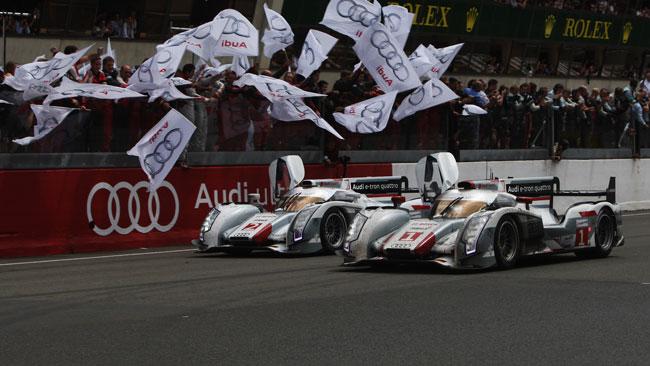 La 24 Ore di Le Mans 2013 si correrà il 15 e 16 giugno