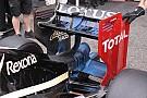 La Lotus lancia il doppio DRS sulla E20