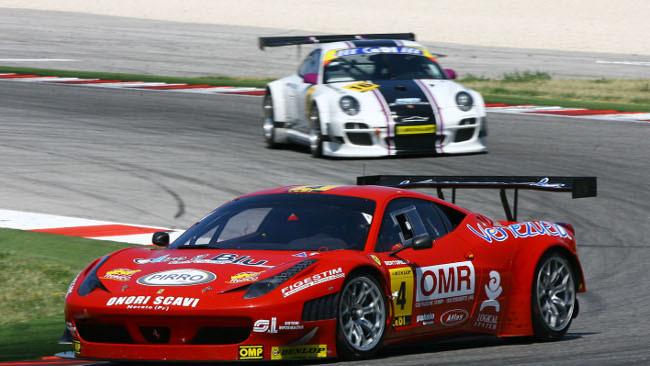 6h di Misano, Qualifiche: la AF Corse in pole
