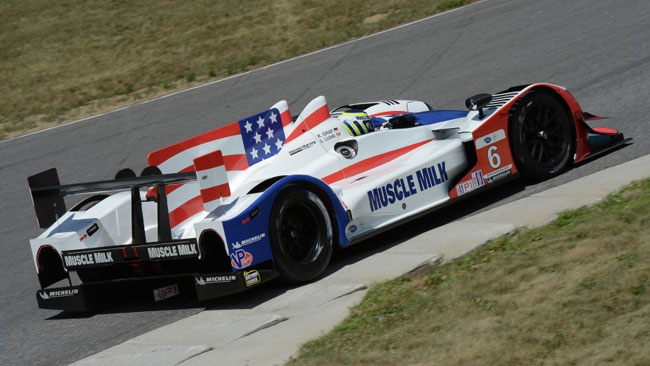Graf-Luhr in pole position anche a Mosport