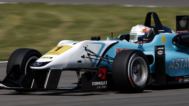Daniel Juncadella domina Gara 1 al Nürburgring