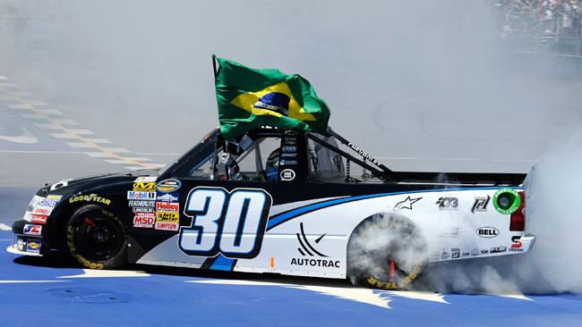 Prima vittoria tra i Truck per Nelsinho Piquet