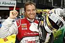 Timo Scheider torna in pole dopo due anni!