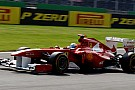 Hembery prevede due soste ai box a Monza