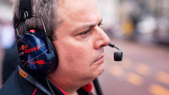 E' ufficiale: Ascanelli ha lasciato la Toro Rosso