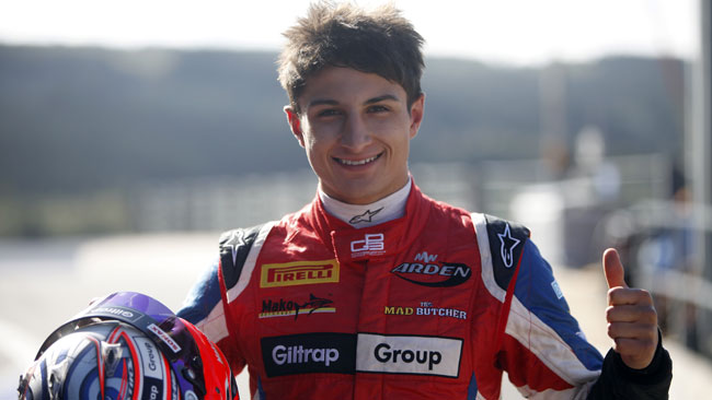 Evans comincia alla grande il weekend di Monza