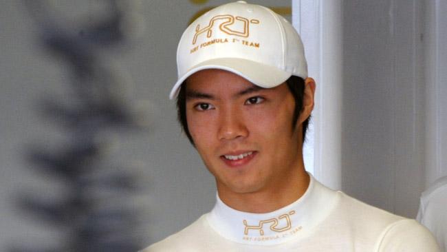 Ma Qing Hua in pista con la HRT anche a Singapore