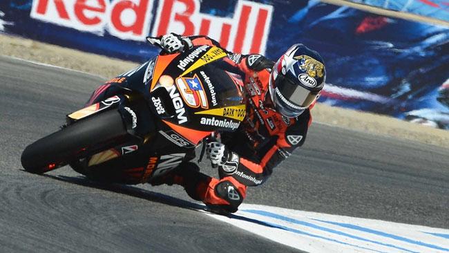 Edwards continua con il Forward Racing nel 2013