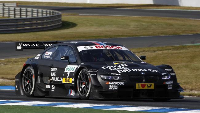 Spengler tiene davanti la BMW nelle Libere 2
