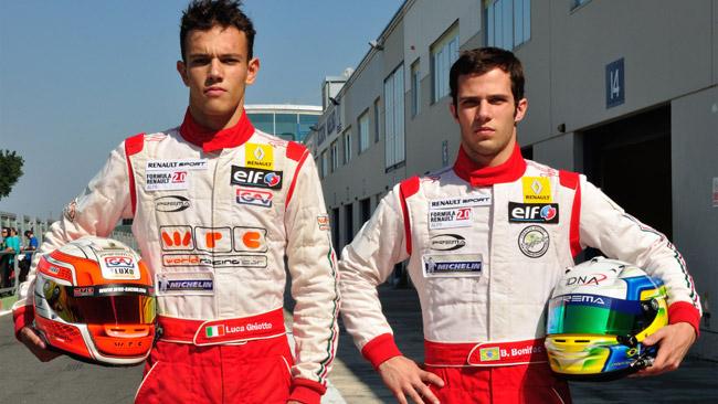 La Prema ritorna in Formula Renault al Mugello!
