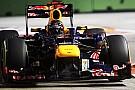 Singapore, Libere 3: Vettel fa tre su tre!