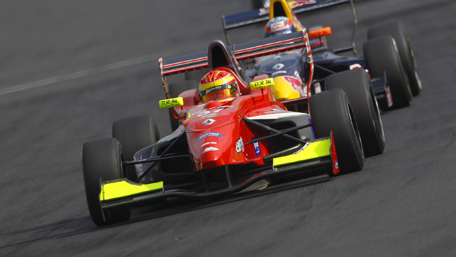 Javier Tarancon in pole position in gara 1