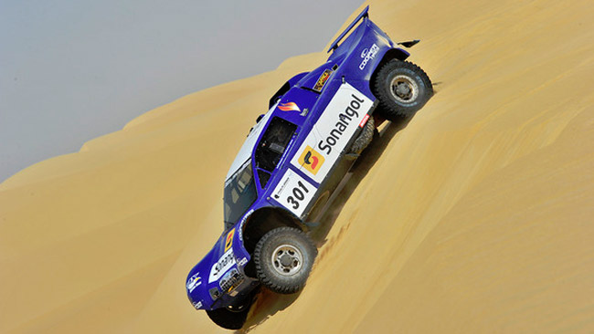 Pharaons Rally: Schlesser si avvicina alla vetta