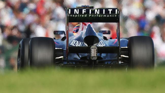 Clamoroso: la Red Bull debutta con il Super DRS!