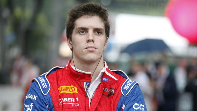 Toro Rosso ai Rookie Test con Razia e Cecotto Jr