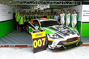 Asian Le Mans Ultime notizie L'Aston Martin entra nell'Asian Le Mans Series