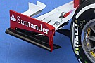 Massa gira con la soluzioni aerodinamiche vecchie